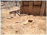 Underpinning and SOE Construction for Deep Cellar
